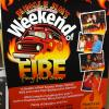 Weekend of Fire poster