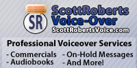 Voice-Over Services St. Louis, MO - Scott Roberts Voiceover