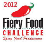 The 2012 Fiery Food Challenge