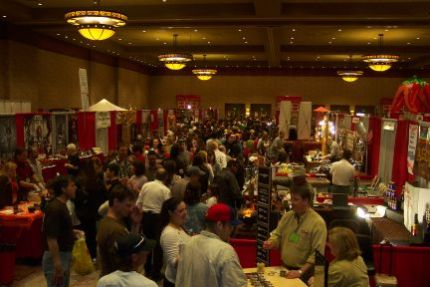 The Fiery Foods Show at the Sandia Resort and Casino