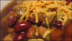 Recipe: Ott's Buffalo Bean Soup