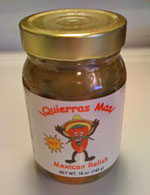 Quierras Mas Mexican Relish