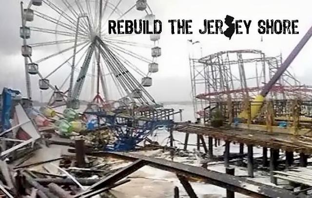 Rebuild the Jersey Shore