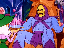 Skeletor's Hot Pepper Challenge