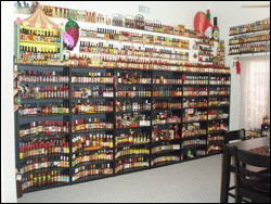 Vic Clinco's collection - What's the Mark of a Good Hot Sauce