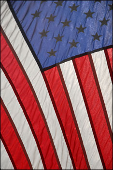 American Flag - Memorial Day Poem