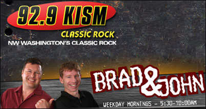 Seattle's Brad and John Show on KISM