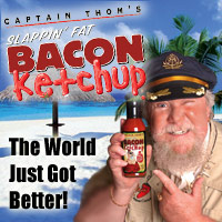Captain Thoms' Bacon Ketchup
