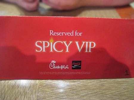 Spicy VIP