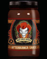 Crazy Uncle Jester's Afterburner Chocolate Sauce
