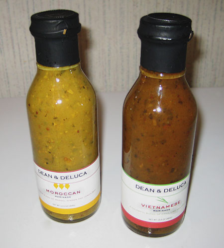 Vietnamese and Moroccan Marinades
