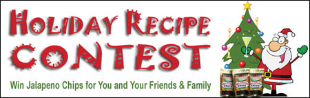 Deano's Jalapenos Holiday Recipe Contest