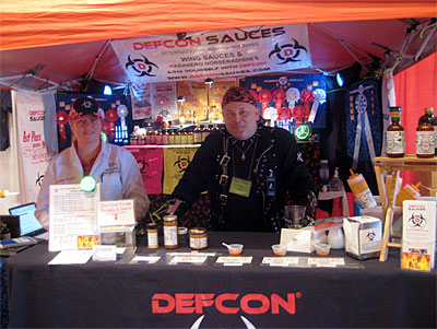 DEFCON CREATESS and CREATOR Maggie and John Dilley