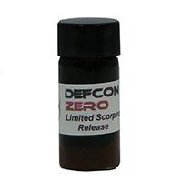 Defcon Zero Limited Scorpion Release Scoville Heat Units