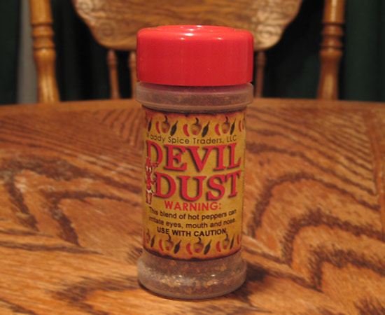 Darst Devil Dust