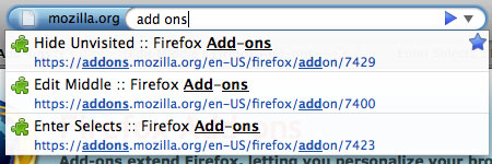 How to Disable the Firefox 3 Smart Bar/Awesome Bar