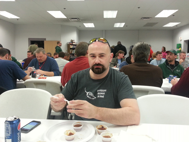 EPC's 8th Annual Charity Chili & Dessert Cook-Off