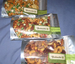 Fastachi Wasabi Snack Mixes