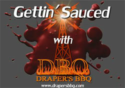 Hear My Appearance on the the Gettin' Sauced with Draper's BBQ Show