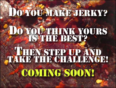 Great Jerky Challenge