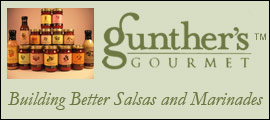 Christmas Cheer for Gunther's Gourmet