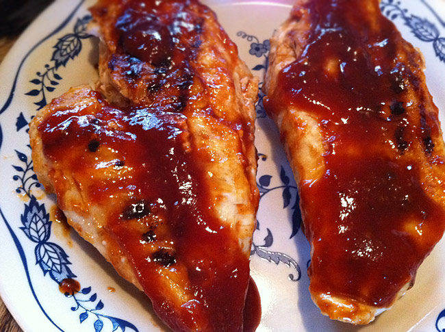 Heartbreaking Dawns' Grilling Sauces - North Star Honey Datil Grilling Sauce and Meridian Serrano Grilling Sauce