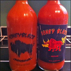 Honeyblaze Wing Sauces