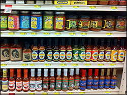 More Proof That Hot Sauces Are Now Mainstream