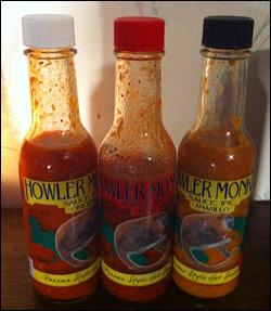 Howler Monkey Panama Style Hot Sauce