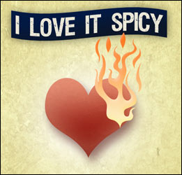 I Love It Spicy