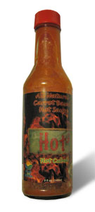 Intensity Academy Hot Cubed Hot Sauce