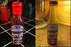 Island Girl Gourmet Pepper Sauce and Gourmet Sauce & Marinade