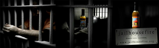 Jailhouse Fire Hot Sauces