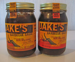 Jake's Barbecue Sauces