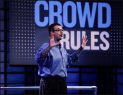 Johnny McLaughlin of Heartbreaking Dawns to Appear on CNBC's Crowd Rules
