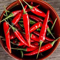 Malagueta Pepper Scoville Heat Units