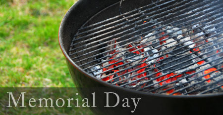 memorial day grill