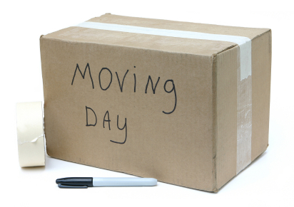 We're Moving...and Will Be Back Soon!