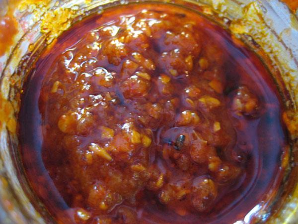 Mr. Naga Hot Pepper Pickle