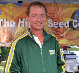 Neil Smith of The Hippy Seed Company