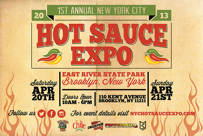 New York City Hot Sauce Expo