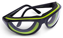 Tear-Free Onion Goggles