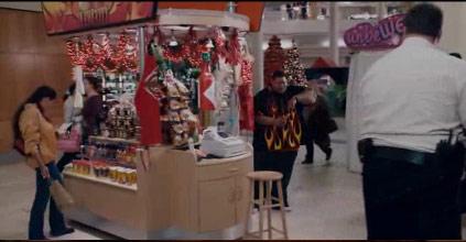 Scene from Paul Blart: Mall Cop