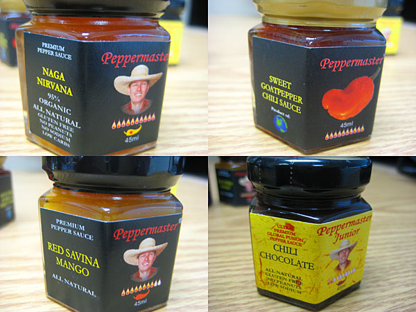 Peppermaster Sauces