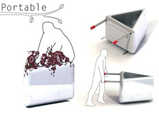 Portable Vegetable Garden For Greenies on the Move