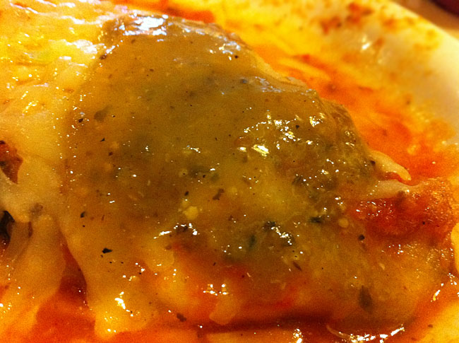 Race City Sauce Works El Verde Sucio The Dirty Green Roasted Poblano & Green Olive Vinaigrette