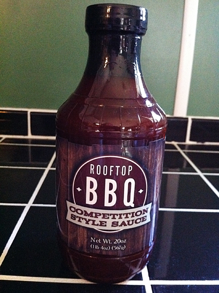 Rooftop BBQ Sauce