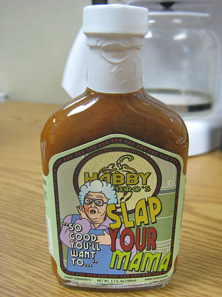 Slap Your Mama Cake Recipe