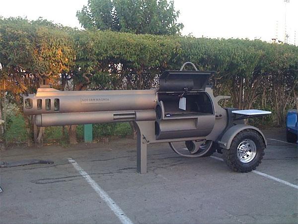 Smoking Gun Grill