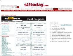 St. Louis Restaurant Coupons